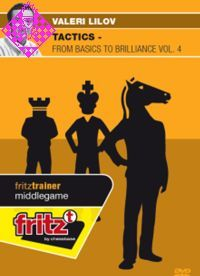 Tactics - from Basic to Brilliance Vol. 4