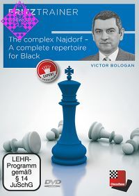 The complex Najdorf