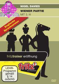 Wiener Partie mit 3.f4