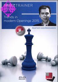 Trends in modern Openings 2015