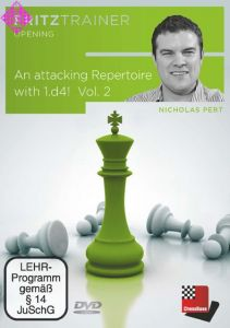 An attacking Repertoire with 1.d4 - Part 2