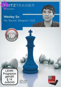 Wesley So: My Secret Weapon: 1.b3