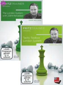 The London System Bundle (2 DVDs)