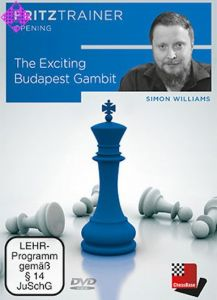 The Exciting Budapest Gambit