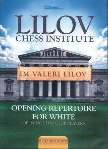 Opening Repertoire for White - 2 DVDs