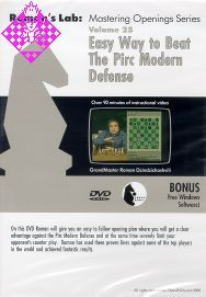 Pirc Modern Defense