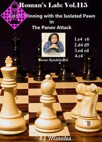 The Panov Attack (RL 115)