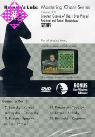 Greatest Games of Chess Ever Played part 2