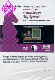"""Nimzowitsch's """"My System"""" With 75 Years of Improve 2"""