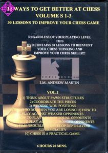 10 Ways to get better at Chess vol. 1-3