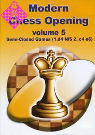 Modern Chess Opening, vol. V